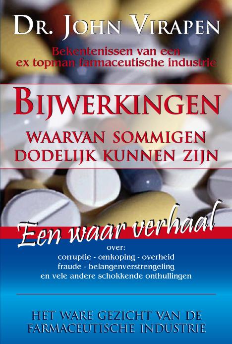 Boek: Bijwerkingen van medicijnen