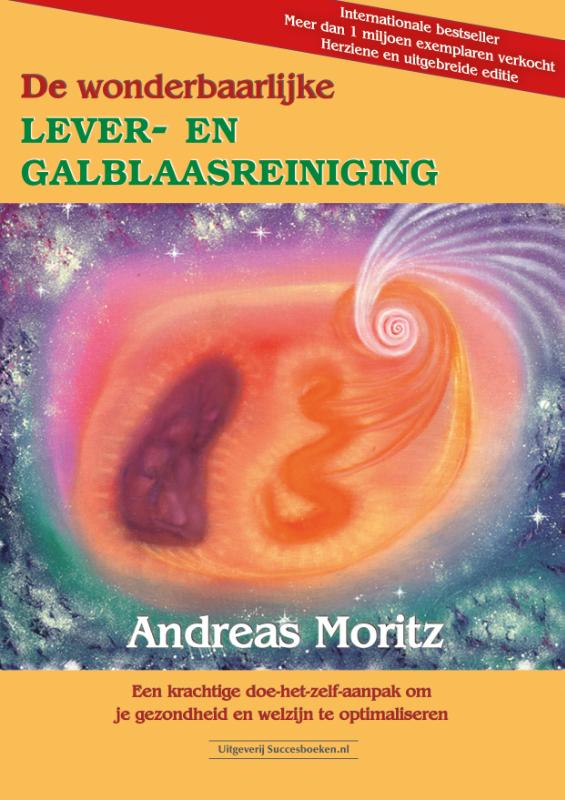 Boek: Ongelooflijke lever- en galblaaszuivering