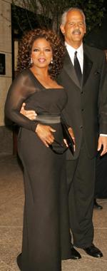 Stedman en Oprah